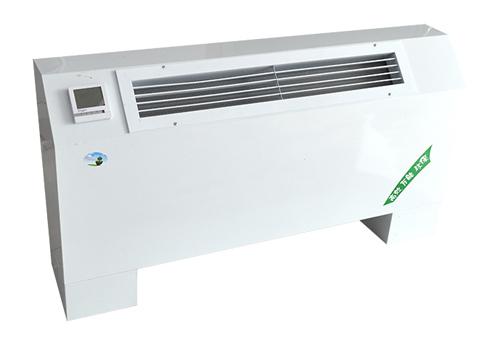 立式明装风机盘管FP-51冷暖空调风机盘管