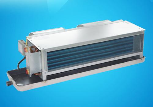 高端超静音风机盘管型