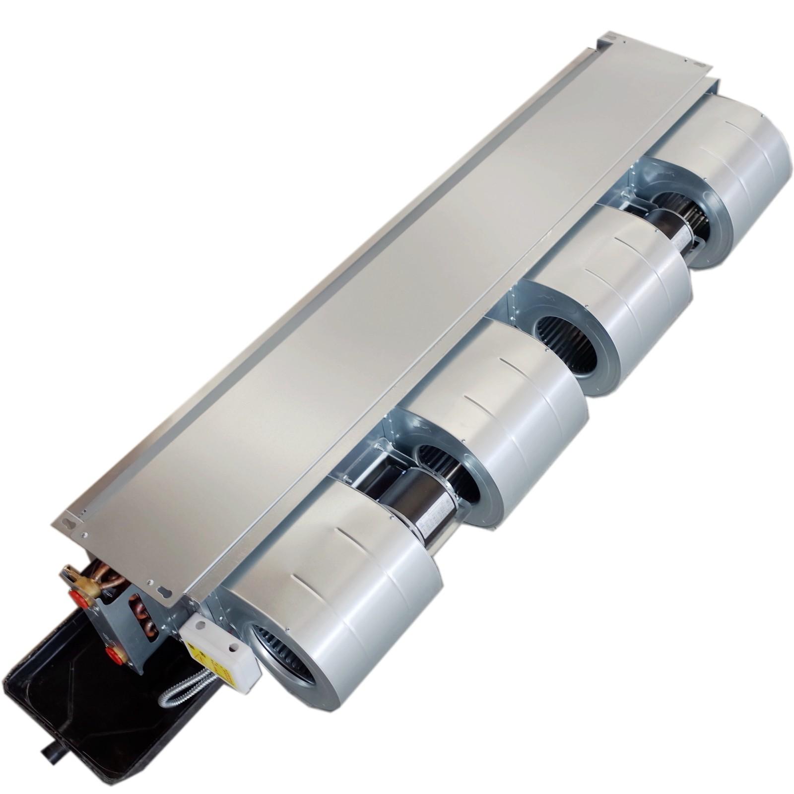 风机盘管价格 卧式暗装FPWA中央水暖空调